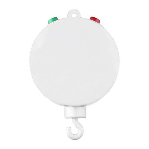 Masterein 360 Grad drehen Halterung einzigartige Entwurfs-Kind Krippe Mobile Bed Glocke Spielzeug Wind-up Music Box (Wind-up-krippe-mobile)