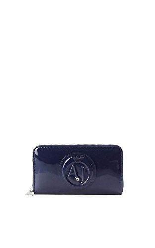 Armani Jeans 928532 CC855 00335 portafoglio blu