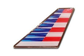 American Airlines Tailpin [PIN028] (American Airlines Taschen)