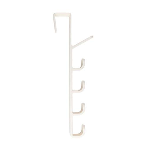 Haken für Kleiderbügel bestomz Haken platzsparend für Kleiderbügel in floccaggio 10pcs Möbel & Wohnaccessoires Baby- & Kindermöbel