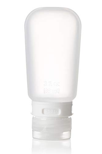 Humangear Go Toob Liquid Reise Flaschen, Transparent, 89 ml