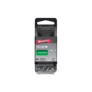 3/Rand Alaun Pop Stift Waschmaschine (30) Verschluss Material: Aluminium Gewinde Größe–Imperial: (nicht AV