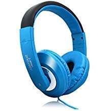 MChoice Stereo Kopfhörer Stirnband Pc Notebook Gaming Headset Mikrofon Size: Free Size Blau (Free Running Pc)