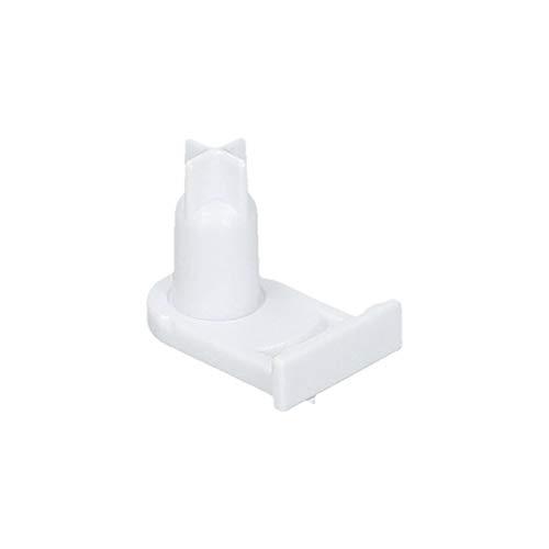Türscharnierbuchse Buchse Türscharnier Kühlschrank Kühlgerät Gefriergerät für Bosch Siemens 00169301 Miele 5384490