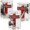 Die Templer-Trilogie (1)D.Schatz d.Blutes(2)D.Brüder d.Kreuzes(3)D.Schwur - Jack Whyte