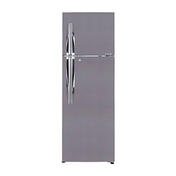 LG 260 L 3 Star Frost-Free Double Door Refrigerator (GL-T292RPZY,...