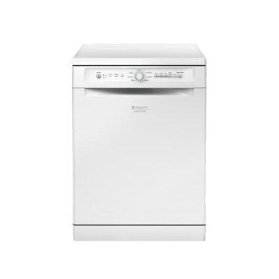 Hotpoint-Ariston LFK 7M124 IT - Lavavajillas (Independiente, Color blanco, 44 Db, A, 70 °C, A++)