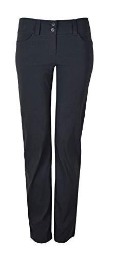 bc87e0376 Womens Narrrow Slim Fit Stretch Trousers Uniform Maid Housekeeper  Beautician Businesswear Workwear T - £9.99