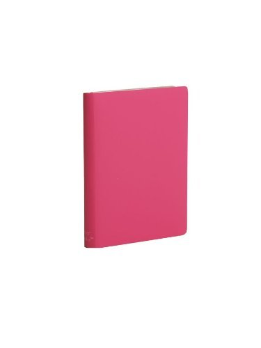 paperthinks-rhodamine-pocket-squared-recycled-leather-notebook-35-x-5-inches-pt90715-by-paperthinks