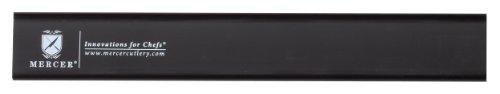 Mercer Culinary Messerhülle, aus Kunststoff, Schwarz, schwarz, 10-Inch x 1.5-Inch Knife Guard - Messer Set Chef Global
