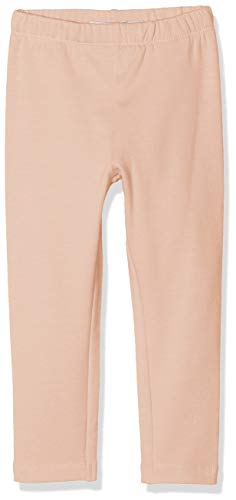 NAME IT Baby-Mädchen Leggings NKFDAVINA Sweat NOOS, Rosa (Rose Cloud) 98