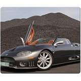 26x21cm-10x8inch-gaming-mousepad-smooth-cloth-antiskid-rubber-aiming-precision-optical-spyker-car-lo
