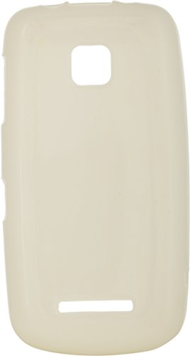 iCandy Back Cover for Nokia Asha 311 (White)  available at amazon for Rs.109