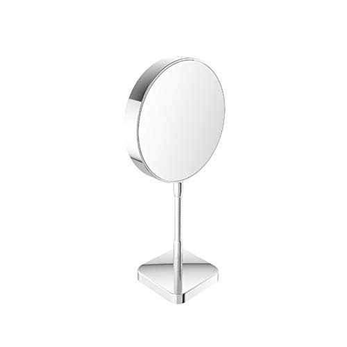Emco 109500116 Rasier- und Kosmetikspiegel Standmodell chrom