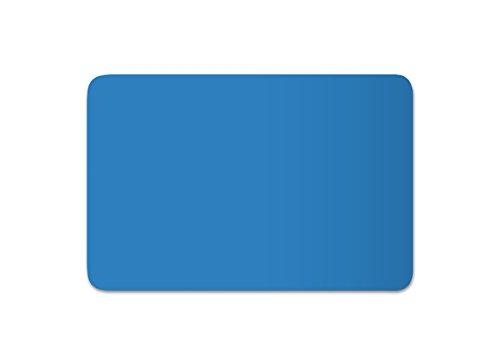 Anhänger Planen Reparatur Pflaster | in vielen Farben erhältlich | 30cm x 20cm | SELBSTKLEBEND | Speed Repair | RAL 5012 lichtblau     -