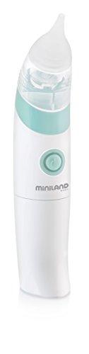 Miniland Nasal Care - Aspirador nasal eléctrico