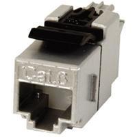 Telegärtner J00029A0061 Metall geschirmte RJ-45 Kupplung (Kat Metall -)