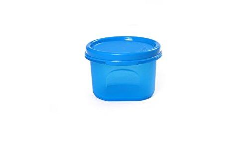 Signoraware Modular Round Container, Turquoise Blue