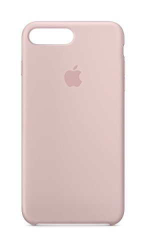 Apple Silikon Case (iPhone 8 Plus / iPhone 7 Plus) - Sandrosa