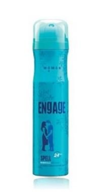 Engage Woman Deodorant Spell, 150ml/100g
