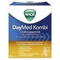 Wick DayMed Kombi Erkältungsgetränk, Spar-Set 2x10Beutel. Lindert wirksam Ihre Erkältungsbeschwerden, ohne müde... preisvergleich bei billige-tabletten.eu