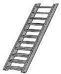 Escaliers en plastique H0