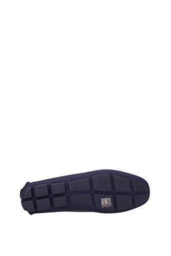 Loafers Prada Blau Leder Herren 2dd127baltico qnw54YHvS