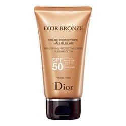 DIOR Bronze Crème Protectrice Hâle Sublime Visage SPF50 50 Ml