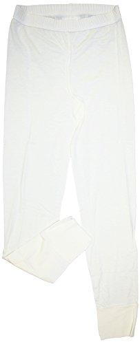 Wellvitex Zink++ Kinder Funktionsunterwäsche Basel Unterhose und Leggings, Natur, 140, 8000, 513