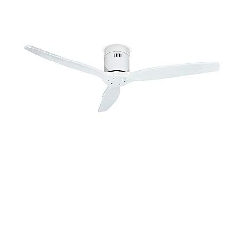 IKOHS WINDCALM DC - Ventilador Techo Función Invierno - Verano Ultrasilencioso