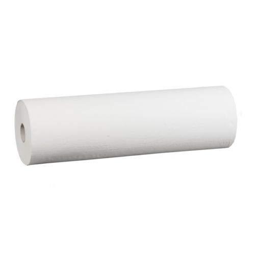 Vlieslaken 60cm x 50 Meter Hygiene Auflage Rolle mit Perforation