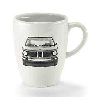 BMW Neu Original Lifestyle Kollektion Heritage 2002 Tasse Becher 80232450993