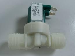 3w Single (Single 180Grad Magnetventil, 12V DC (3W) kommt mit 1/5,1cm BSP männlich Fäden)