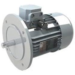 Motor eléctrico trïfasico 0,50 Hp 1500 rpm 220/380 B5