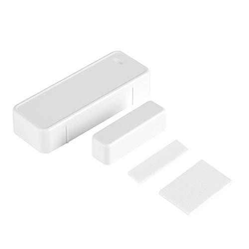Magnetischer Detektor-Schalter, 433MHz Tür-magnetischer Kontakt-drahtloser Sensor-Detektor-Schalter für Hauptgaragen-Alarm-Sicherheit -