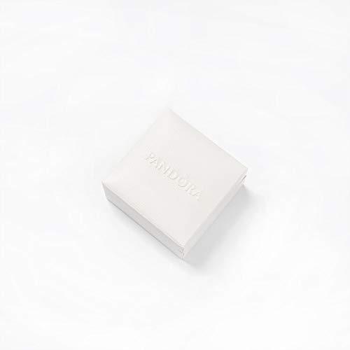 11 - Pandora pendientes Mujer plata circón