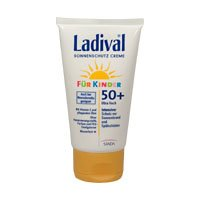 LADIVAL Kinder Creme LSF 50+, 75 ml