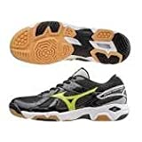 Mizuno - Mizuno Wave Twister 4 Sportschuhe Volleyball Grün 157009 - Grün, 40