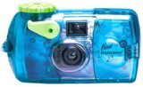Fujifilm Quicksnap 35mm One-time-use Camera Waterproof 24 EXP Pack of 10