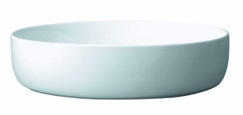 Kahla - Porcelaine pour les Sens 392966A90039C Five Senses Plat de Service Profond Blanc 32 x 7,5 cm
