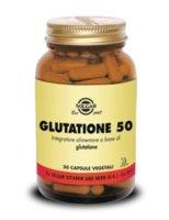 Glutatión 30 50mg CAP. (30 Caps Mg 50)