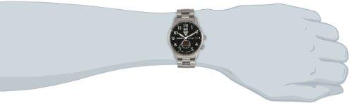 Junkers Herren-Armbanduhr XL Iron Annie JU52 Analog Quarz Edelstahl 6640M2