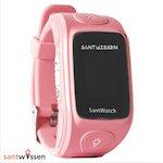 Santwissen ST01 Smartwatch (Pink)