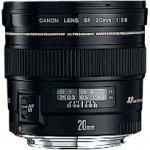 Canon EF 20mm f/2.8USM: 2509A010(2509A010)
