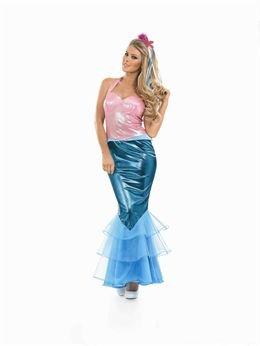 Mermaid Costume - Mermaid - Adulte Costume de déguisement -