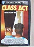 Class Act [VHS]