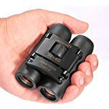 Aurosports 30x60 Folding Binoculars Telescope with Low Light Night Vision for outdoor birding