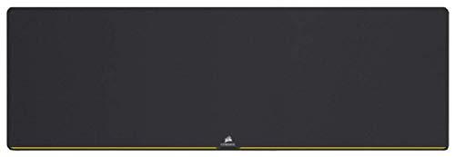 Corsair MM200 - Alfombrilla de ratón para Juego, Superficie paño, Tela, Tamaño Extendido, Negro