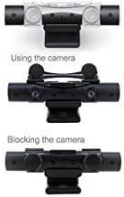 DOBE PS4Kamera V2.0Objektiv Cover Sensor Displayschutzfolie Mount Clip Halter für Sony Playstation Neue Kame