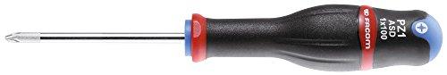 Tournevis PROTWIST® lame PZ Facom - PZ 0 - Dimensions 4 x 75 mm